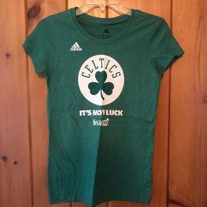 Celtics t shirt